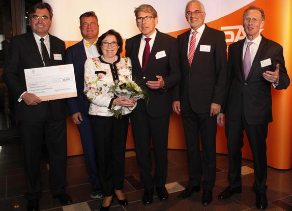 Deutscher BGM-Förderpreis 2016